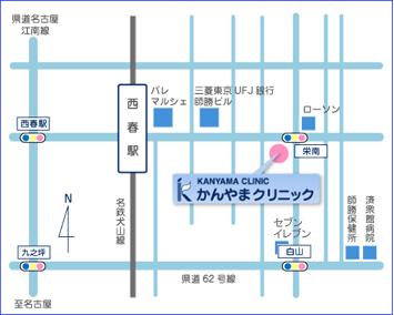 愛知県北名古屋市鹿田栄109-1