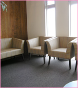 女性専用待合室